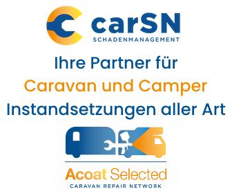 Caravan-Reparaturservice